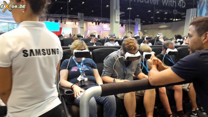 Noch mehr VR bei Samsung